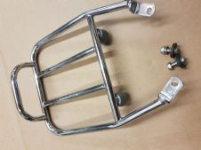 CASA LAMBRETTA REAR  CARRIER FOR SLOPE BACK SET